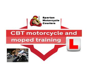 CBT Motorbike Training Warrington
