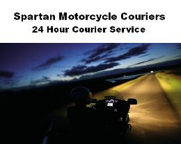 Spartan Motorbike Couriers